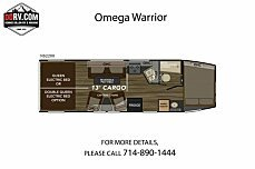 2019 Omega Warrior for sale 300160372
