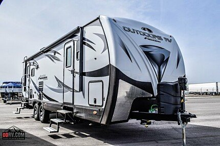 2019 Outdoors RV Black Stone for sale 300160727