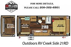 2019 Outdoors RV Creekside for sale 300159900