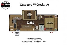 2019 Outdoors RV Creekside for sale 300161416