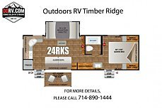 2019 Outdoors RV Timber Ridge for sale 300160376