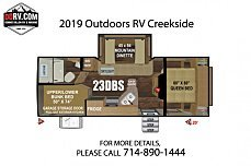 2019 Outdoors RV Timber Ridge for sale 300162345