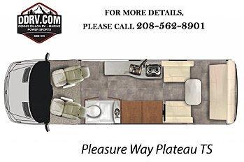 2019 Pleasure-way Plateau for sale 300172686