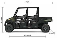 2019 Polaris Ranger Crew 570 for sale 200614262