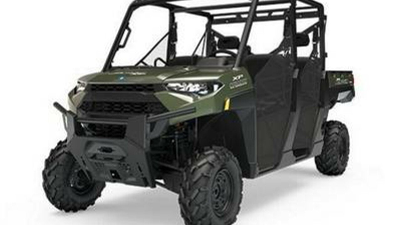 2019 Polaris Ranger Crew XP 1000 for sale 200642898