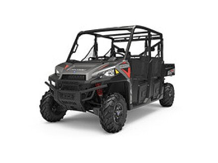2019 Polaris Ranger Crew XP 1000 for sale 200610301