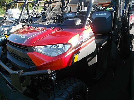 2019 Polaris Ranger Crew XP 1000 for sale 200633299
