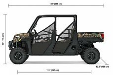 2019 Polaris Ranger Crew XP 1000 for sale 200651775