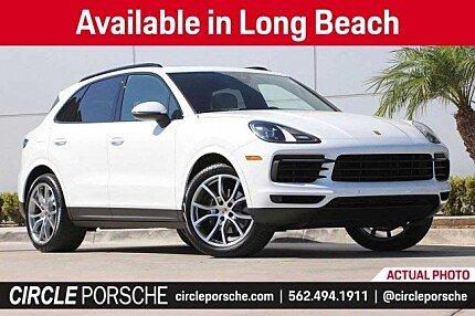 2019 Porsche Cayenne for sale 101031929