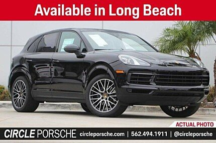 2019 Porsche Cayenne for sale 101036334