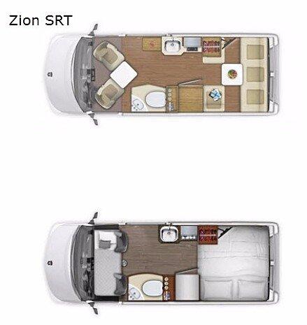 2019 Roadtrek Zion for sale 300172018