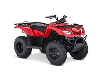 2019 Suzuki KingQuad 400 for sale 200603420