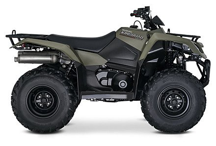2019 Suzuki KingQuad 400 for sale 200629830