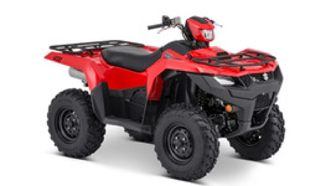 2019 Suzuki KingQuad 500 for sale 200582646