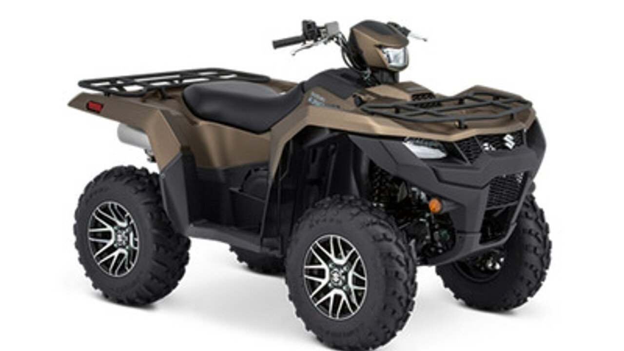 2019 Suzuki KingQuad 750 for sale 200598146