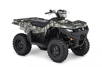 2019 Suzuki KingQuad 750 for sale 200641748