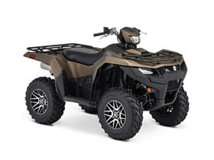 2019 Suzuki KingQuad 750 for sale 200601819