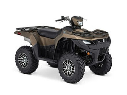 2019 Suzuki KingQuad 750 for sale 200601820