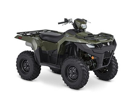 2019 Suzuki KingQuad 750 for sale 200610419