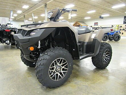 2019 Suzuki KingQuad 750 for sale 200613833