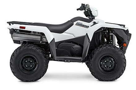 2019 Suzuki KingQuad 750 for sale 200622825
