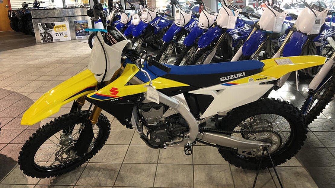 2019 Suzuki RM-Z450 for sale 200627387