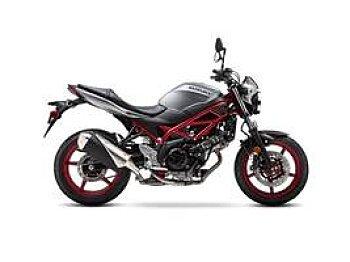 2019 Suzuki SV650 for sale 200686928