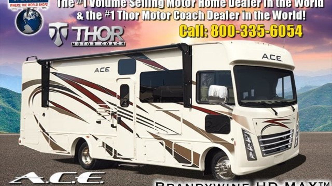 2019 Thor ACE for sale 300166756