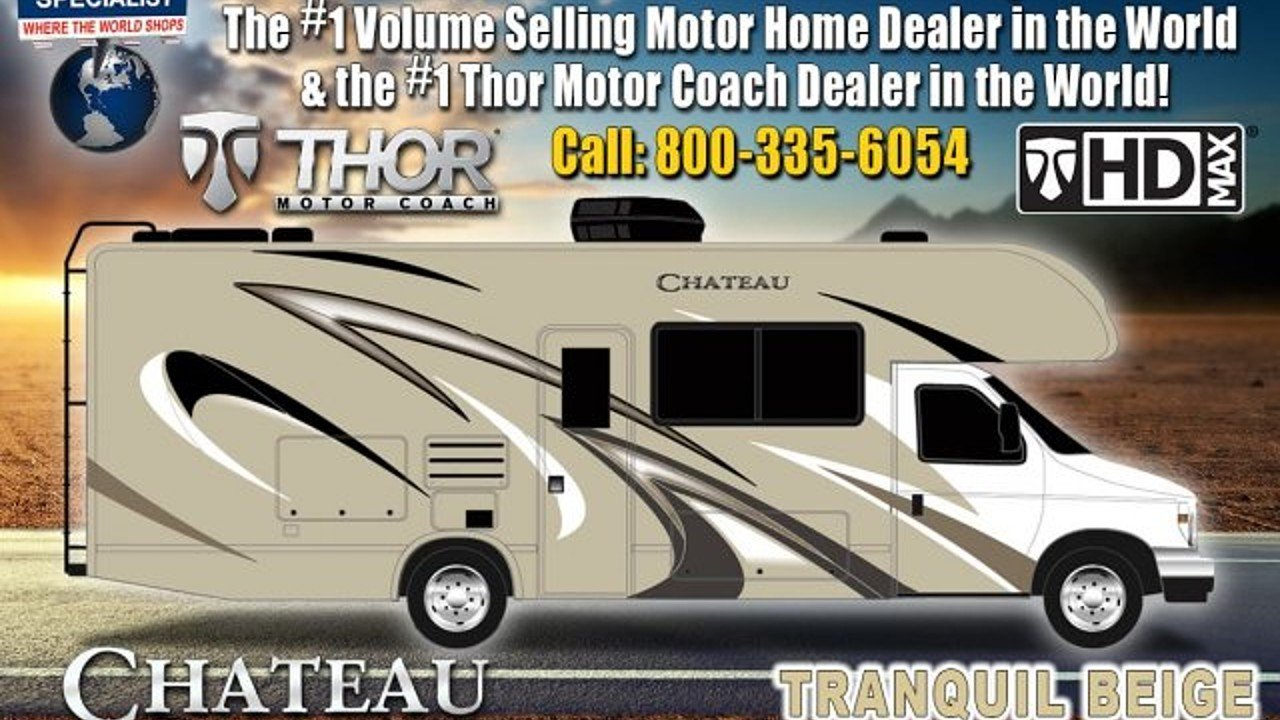 2019 Thor Chateau for sale 300171949