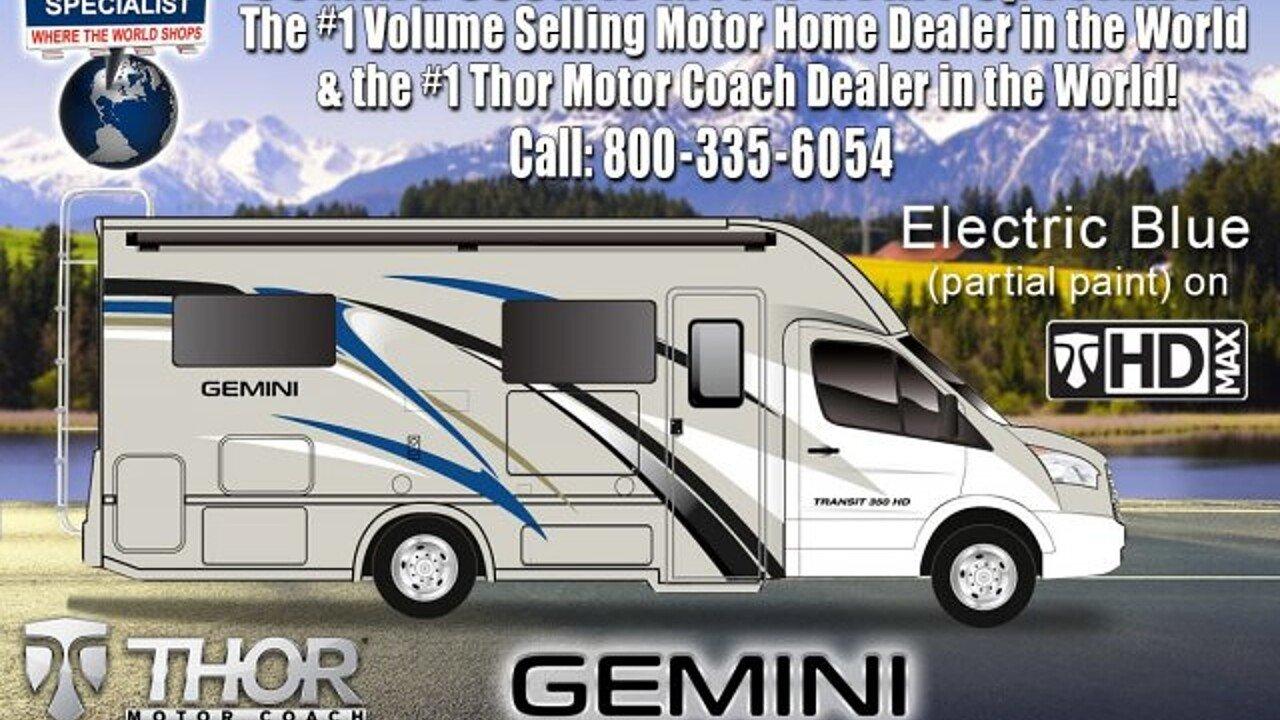 2019 Thor Gemini for sale 300171827