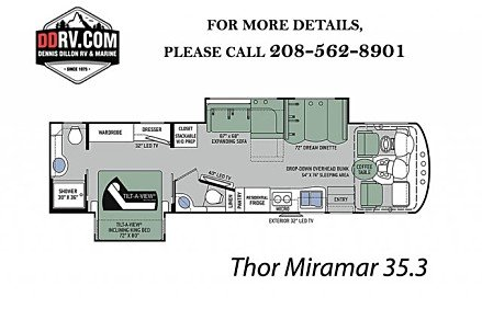 2019 Thor Miramar for sale 300164273
