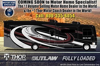2019 Thor Outlaw 37BG for sale 300131959