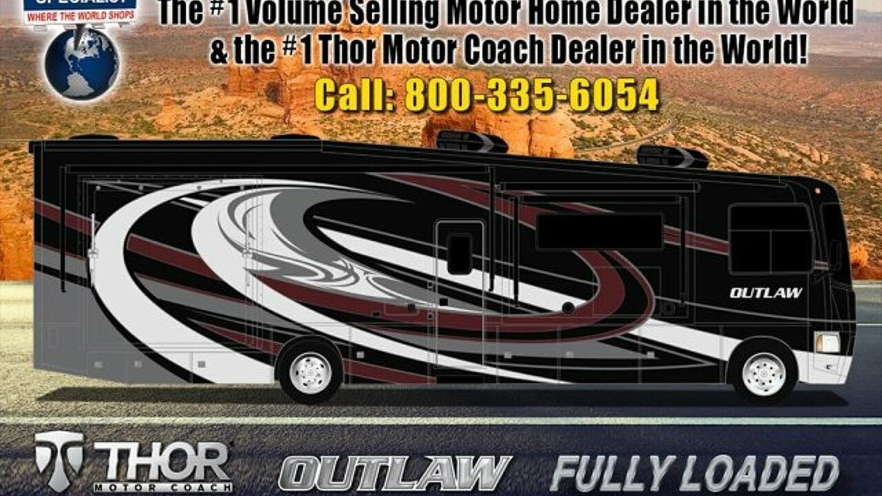2019 Thor Outlaw 37BG for sale 300132030
