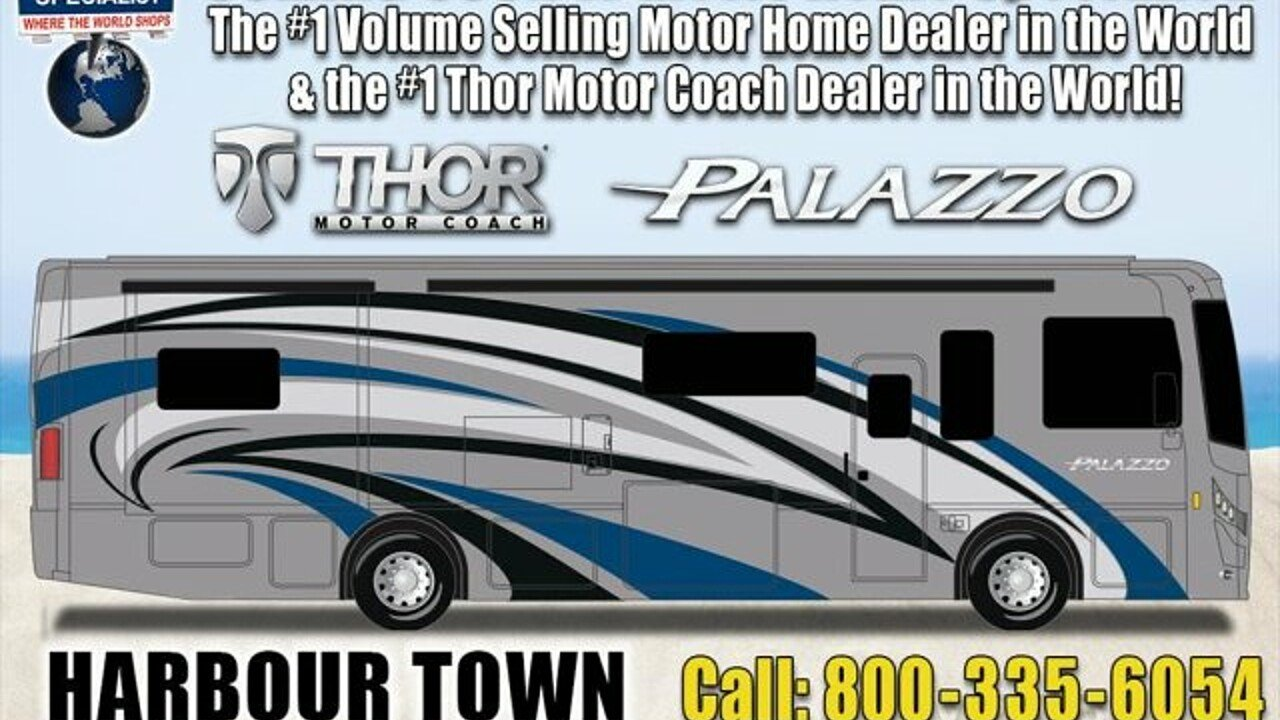 2019 Thor Palazzo for sale 300138673