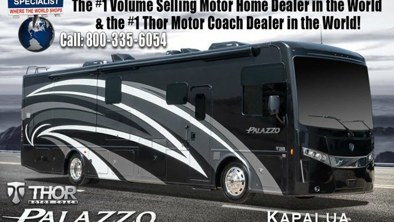 2019 Thor Palazzo for sale 300138675