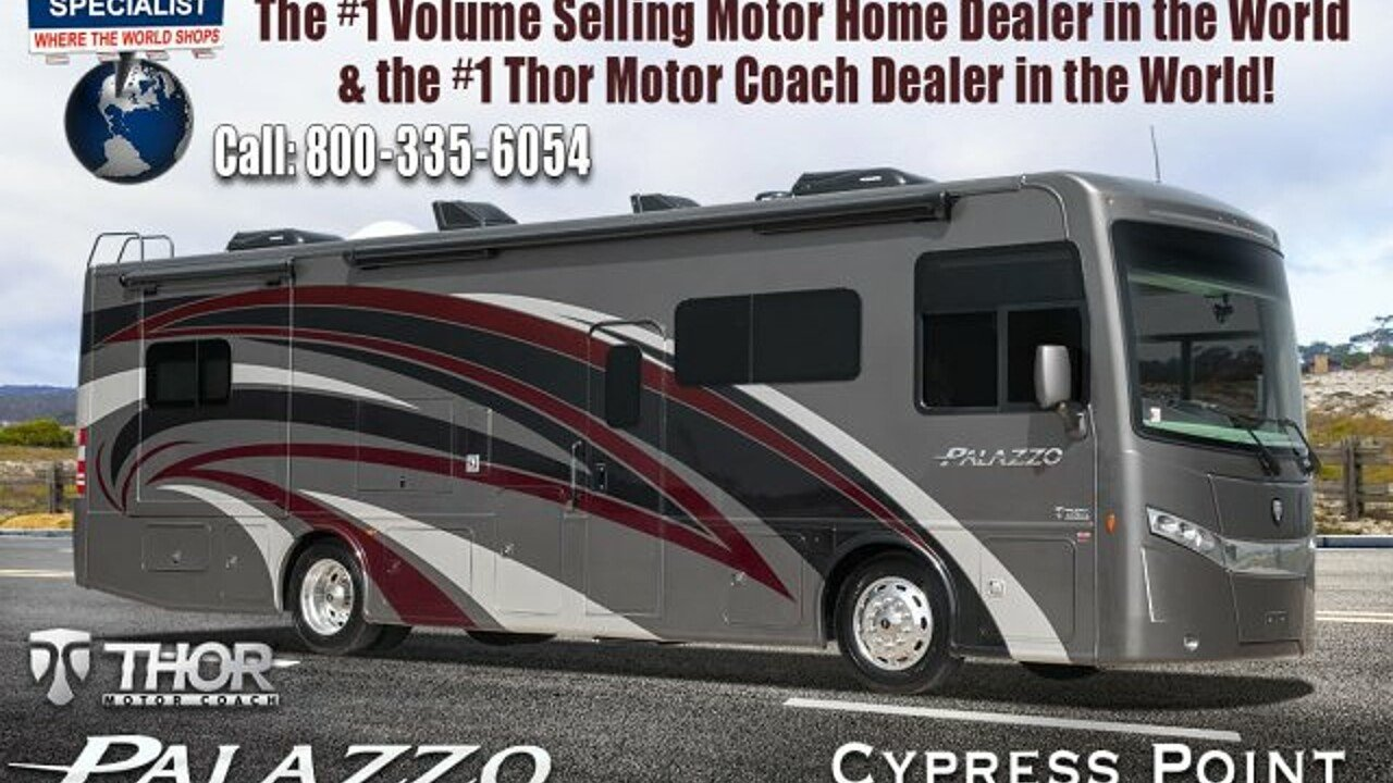 2019 Thor Palazzo for sale 300138677