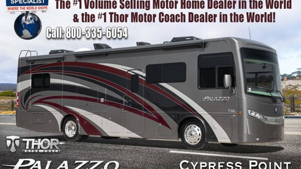 2019 Thor Palazzo for sale 300138698
