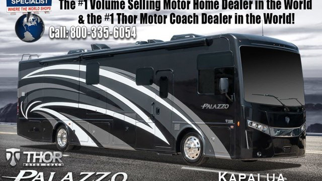 2019 Thor Palazzo for sale 300150151