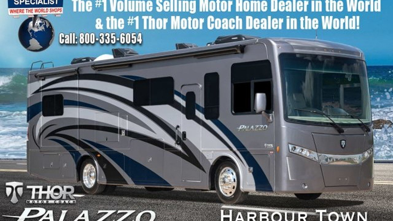 2019 Thor Palazzo for sale 300168684