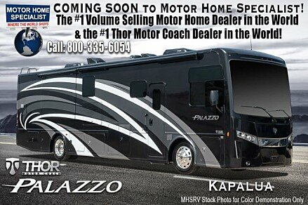 2019 Thor Palazzo for sale 300138699