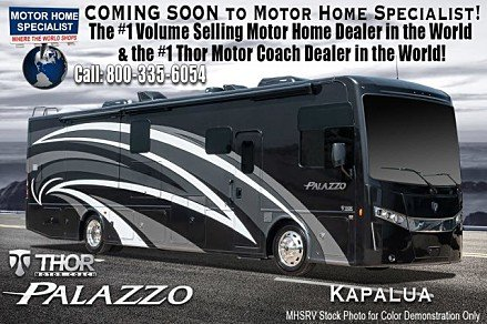 2019 Thor Palazzo for sale 300138700
