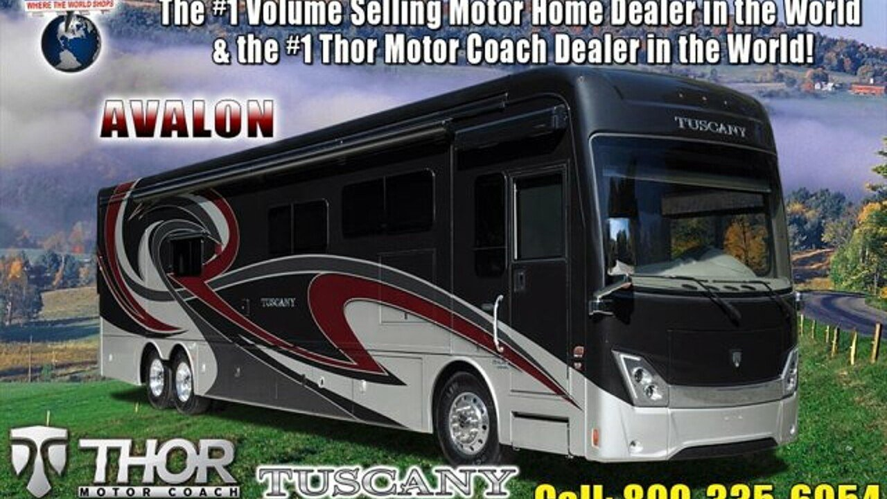 2019 Thor Tuscany for sale 300156566