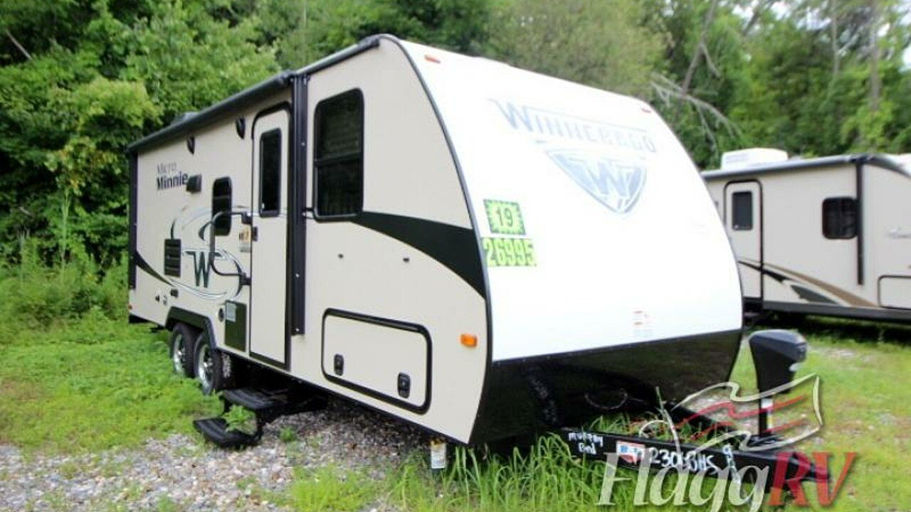 2019 Winnebago Micro Minnie for sale 300170470