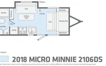 2019 Winnebago Minnie for sale 300158862