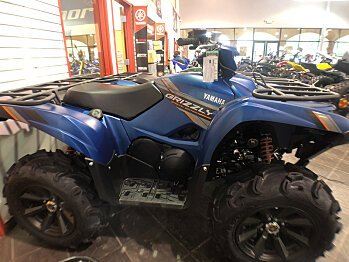 2019 Yamaha Grizzly 700 for sale 200597648