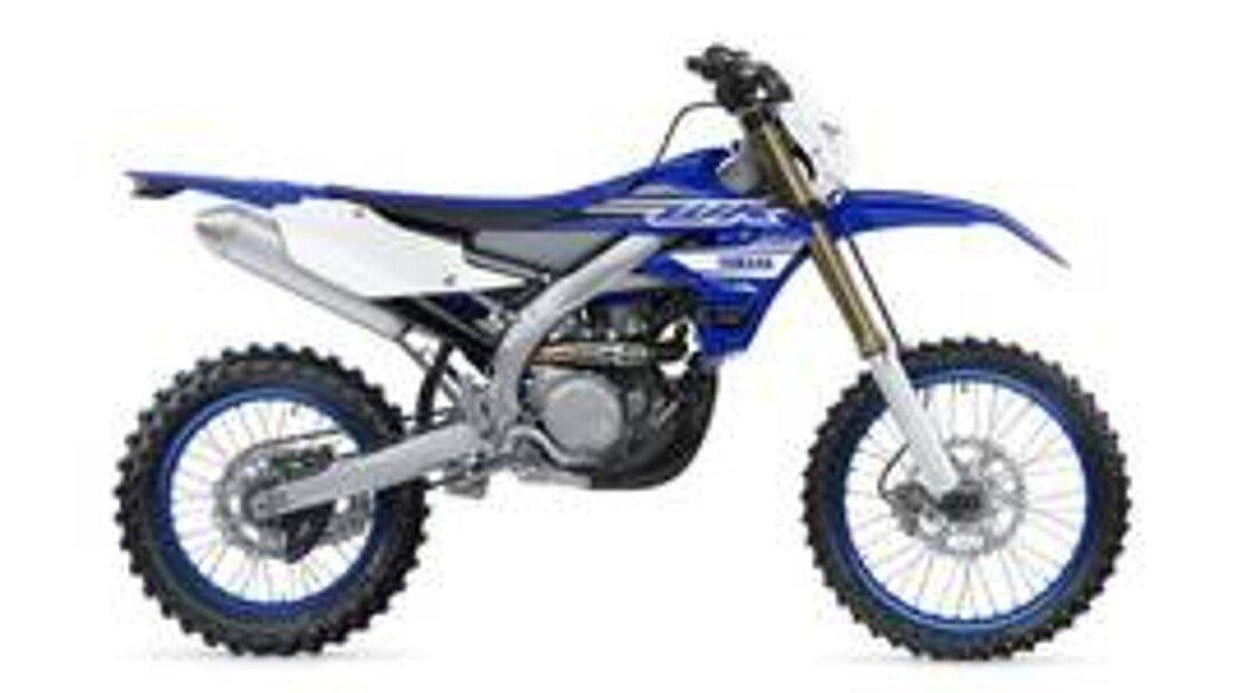 2019 Yamaha WR450F for sale 200642734