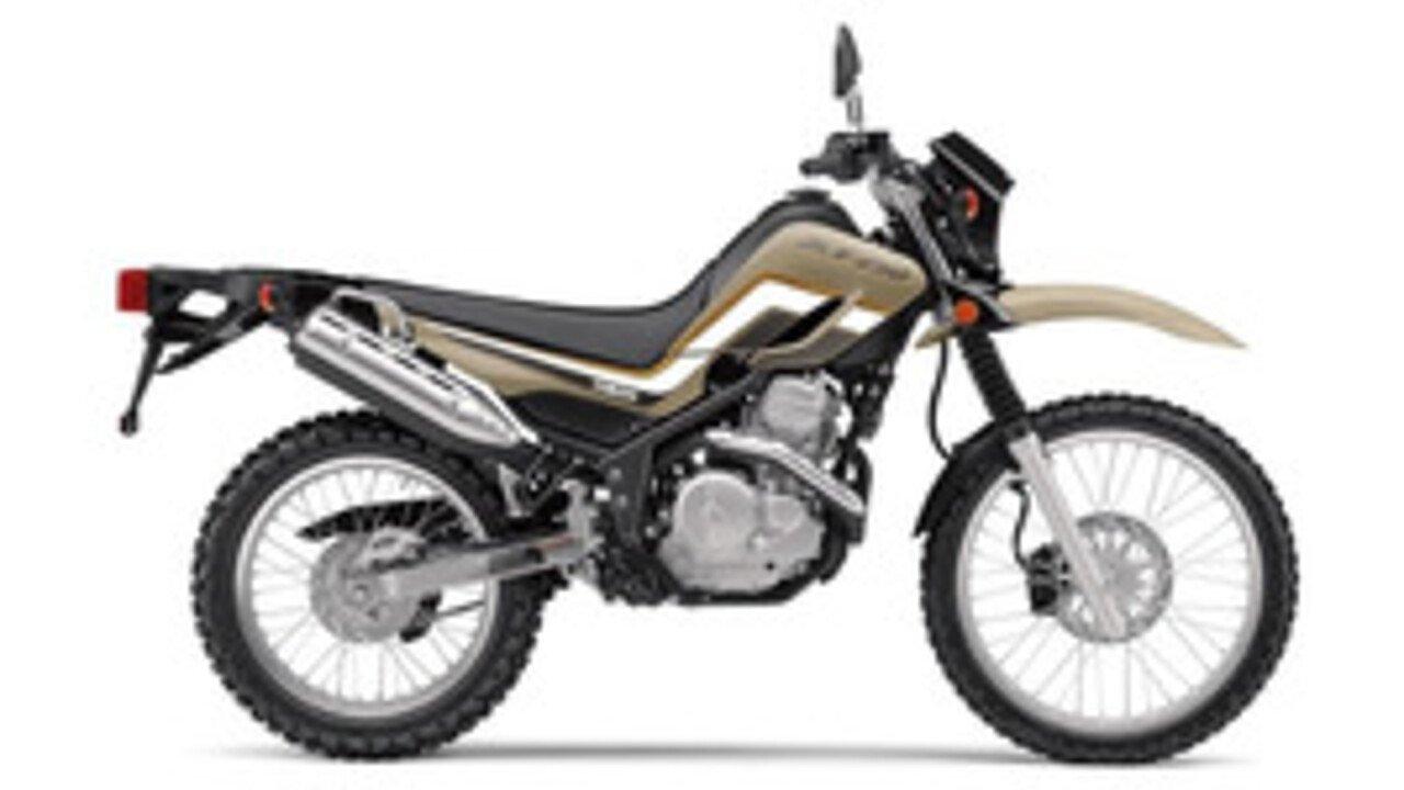 2019 Yamaha XT250 for sale 200592383