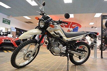 2019 Yamaha XT250 for sale 200602849