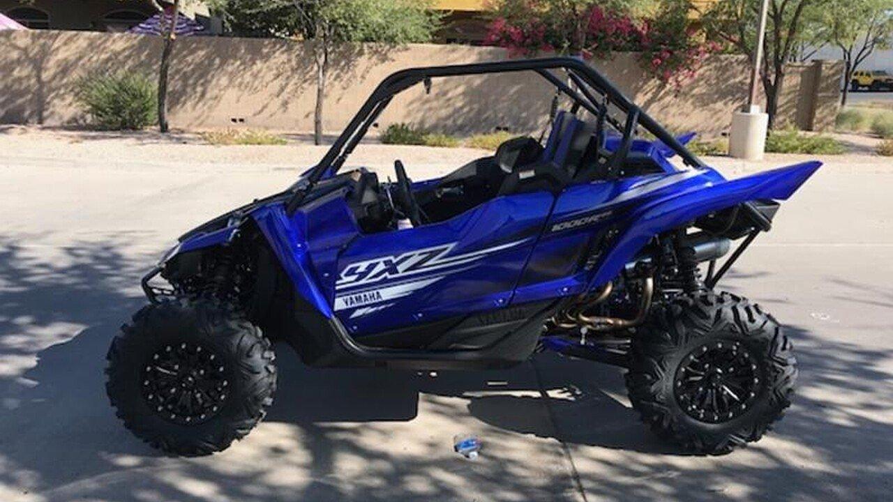 2019 Yamaha YXZ1000R for sale 200628810