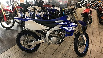 2019 Yamaha YZ250F for sale 200616350